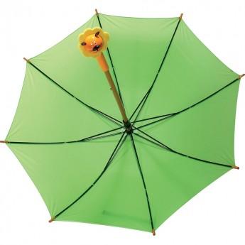 Parasolka Lew zielona, Vilac