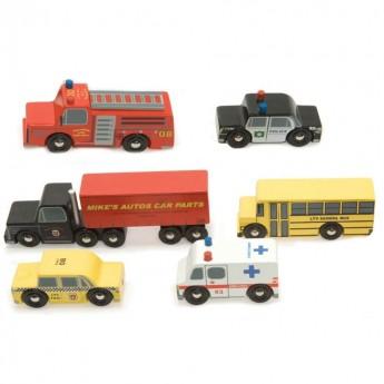 Nowojorskie pojazdy, Le Toy Van