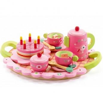 Przyjęcie urodzinowe Lili Rose, Djeco