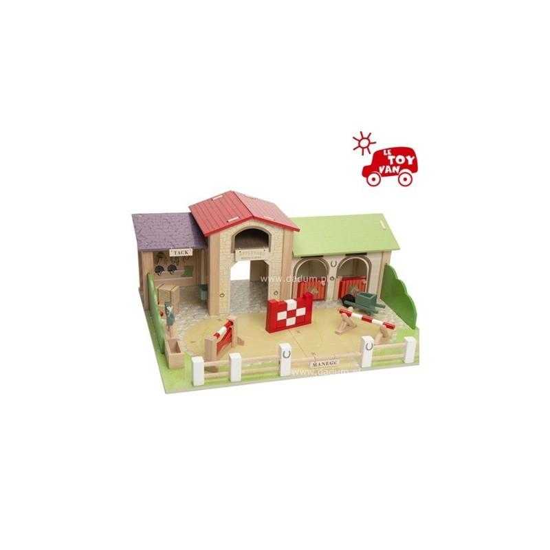 Szkółka jeździecka Palomino, Le Toy Van