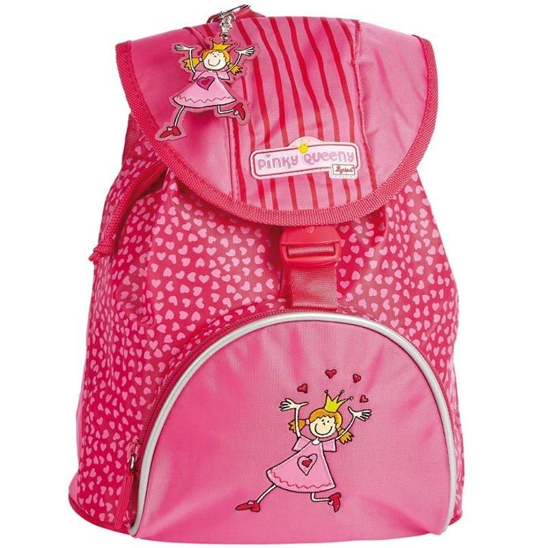 Plecak 26cm Księżniczka Pinky Queeny, Sigikid