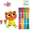 4 Pory Roku kolorowanki dla dzieci, Djeco