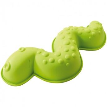Silikonowe formy do ciast Wąż, Haba