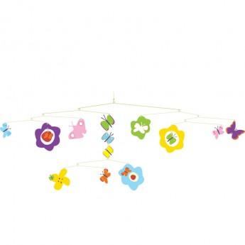 Motylki mobile dekoracyjna zawieszka Twiggy, Djeco