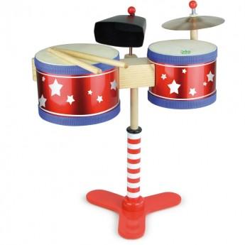 Perkusje drewniane dla dzieci, Vilac
