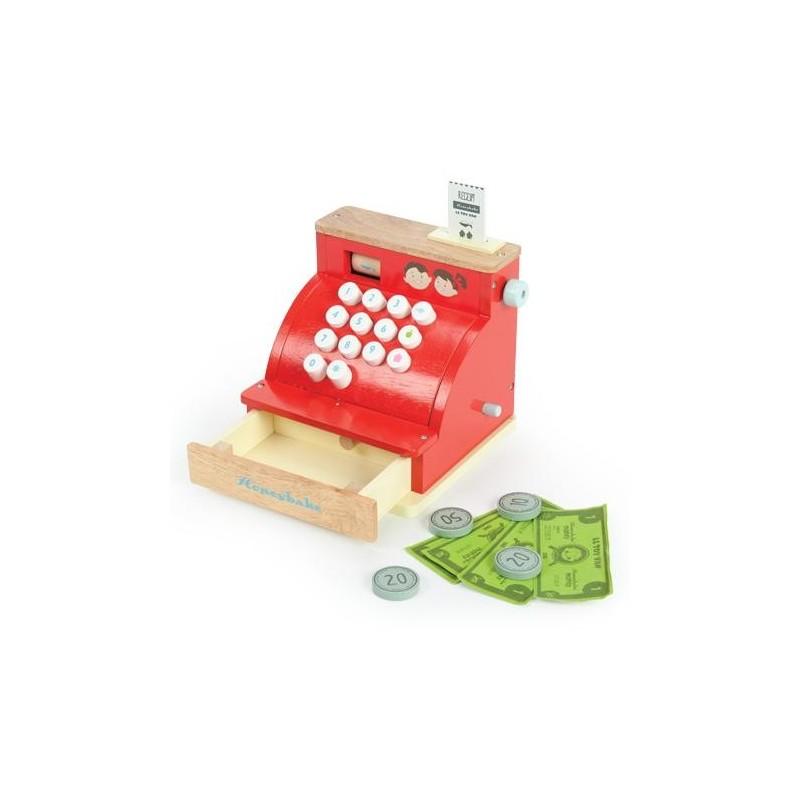 Le Toy Van Kasa drewniana dla dzieci do zabawy w sklep