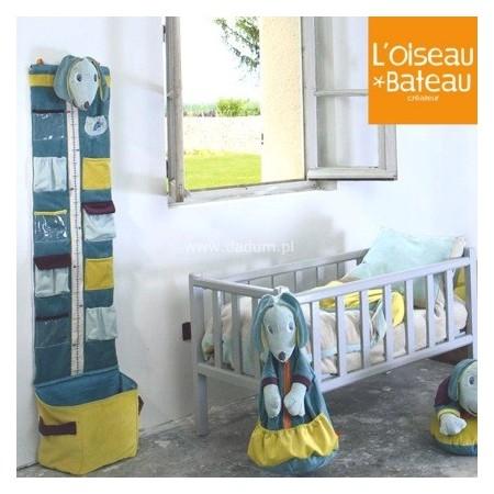 Miarka wzrostu dla dzieci Edgar, L'Oiseau Bateau