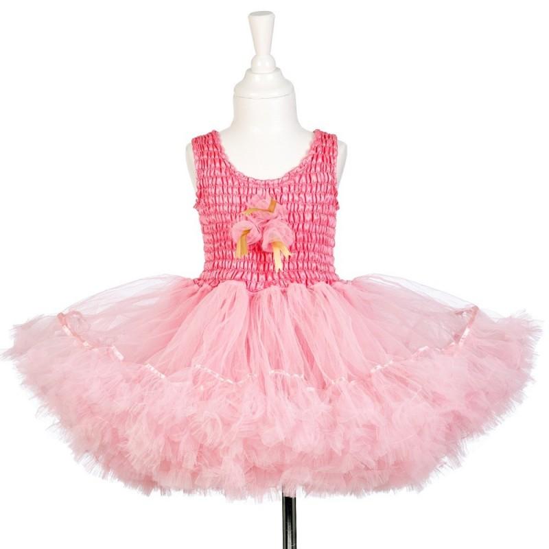 Sukienka tiulowa dla dziewczynki 3-4 lata różowa Katia, Souza!