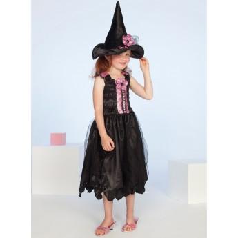 Scotia 3-4 lata strój czarownicy, Rose & Romeo