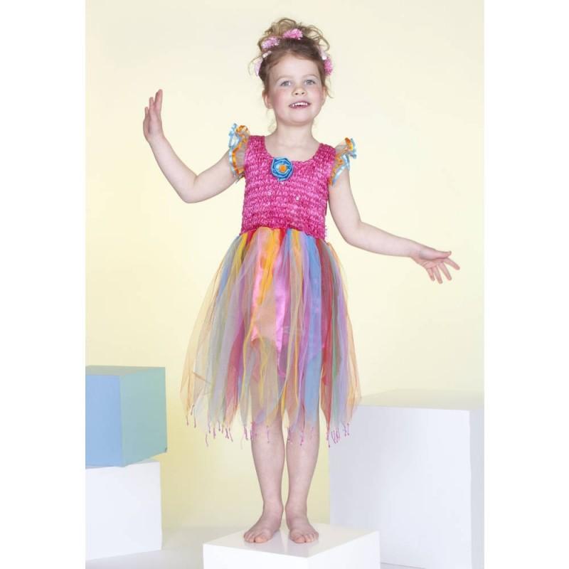 Cindy 3-4 lata strój wróżki, Rose & Romeo