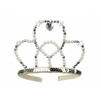 Korona Księżnej Libby srebrna, Rose & Romeo