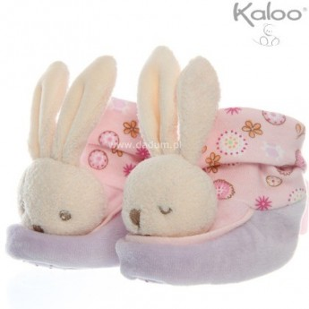 Buciki dla niemowląt Królik Lilirose, Kaloo