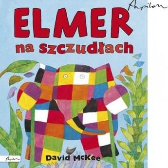 Elmer na szczudłach - David McKee, Wyd. Papilon