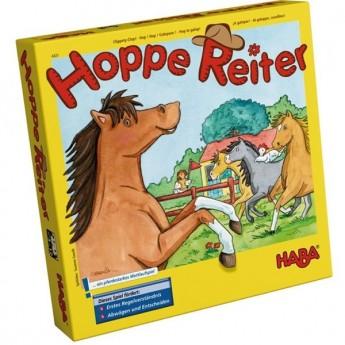 Galopujące koniki gra dla 3 latka, Haba