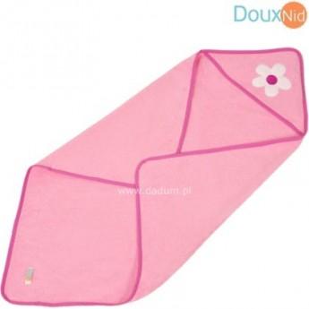 Ręcznik z kapturkiem 70x70cm Flora, Doux Nid