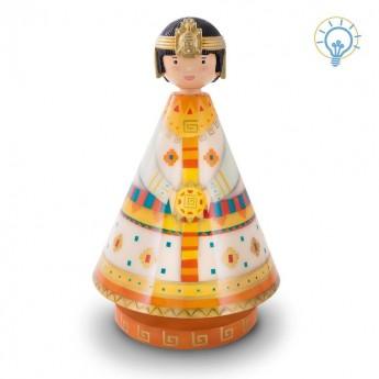 Lampa nocna dla dzieci Książę Inca, L'Oiseau Bateau