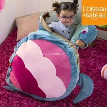Pufa Żółw, L'Oiseau Bateau