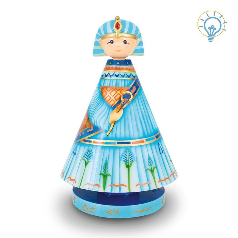 Lampa nocna dla dzieci Książę Egiptu, L'Oiseau Bateau