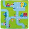 Haba dywan z uliczkami dla dzieci Traffico 133x133cm