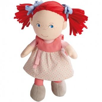 Lalka szmaciana Mirli dla niemowląt, Haba