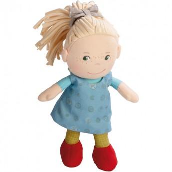 Haba lalka szmaciana Mirle dla niemowląt
