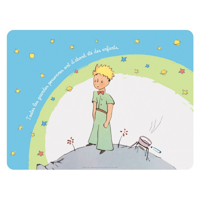 Podkładka na stół dla dzieci Mały Książę, Petit Jour