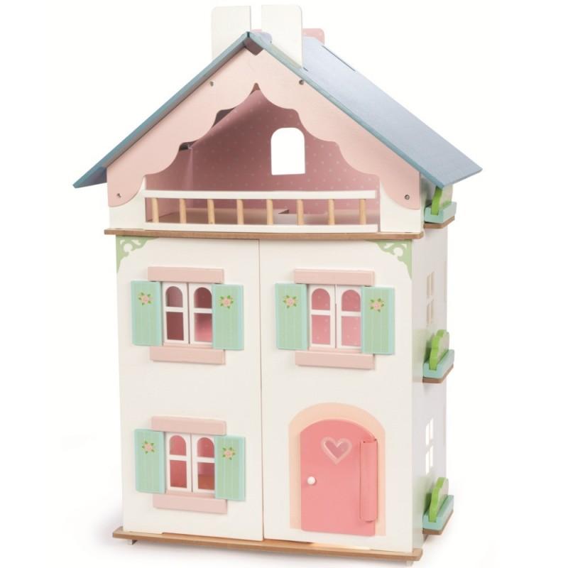 le la maison de juliette domek dla lalek