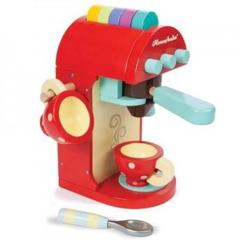 Le Toy Van Ekspres do kawy drewniany zabawka od 3 lat