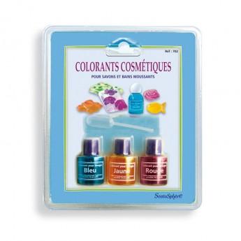 Barwniki kosmetyczne do mydełek i kosmetyków, SentoSphere
