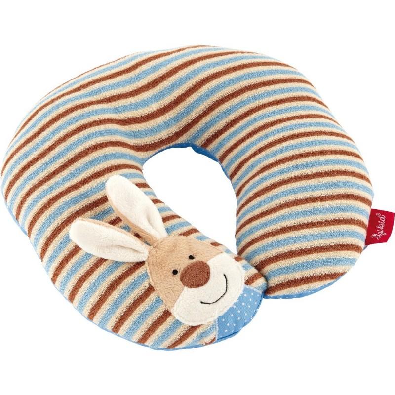 Poduszka podróżna Króliczek Semmel Bunny, Sigikid