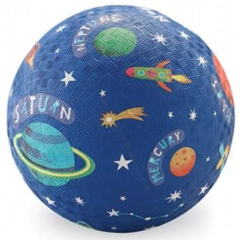 Piłka gumowa dla dzieci 18cm Układ Słoneczny, Crocodile Creek