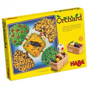 W Ogrodzie 3+ gra planszowa zespołowa, Haba