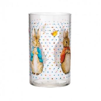 Kubek akrylowy w kropki Królik Piotruś, Petit Jour