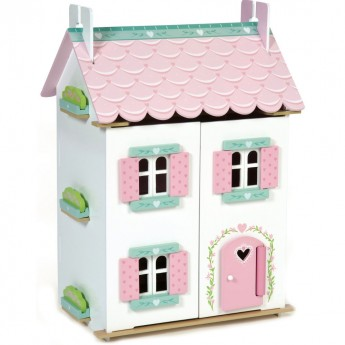 Sweetheart Cottage domek z mebelkami, Le Toy Van