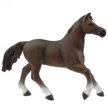Koń angloarabski figurka, Papo