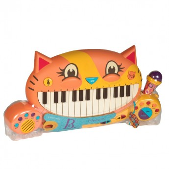 Meowsic pianinko-syntezator kotek, B.Toys
