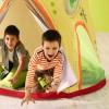 Na Wyprawie duży namiot stojący, Haba