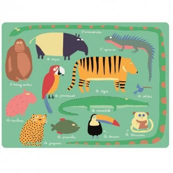 Podkładka na stół Dżungla Arty Frog, Petit Jour