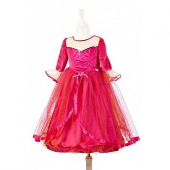 Sukienka balowa różowa Mary-Anne dla dziewczyn 3-4 lata, Souza!