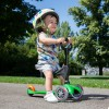 Mini Micro Baby 3w1 hulajnoga z siedziskiem 1+ zielona