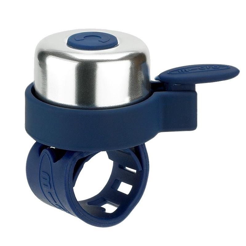 Dzwonek do hulajnogi granatowy, Micro Mobility