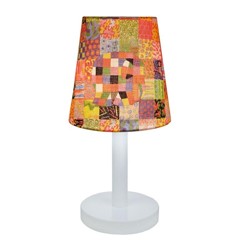Lampa stojąca Słoń Elmer, Trousselier