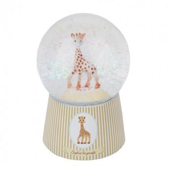 Pozytywka kula śnieżna Żyrafa Sophie, Trousselier
