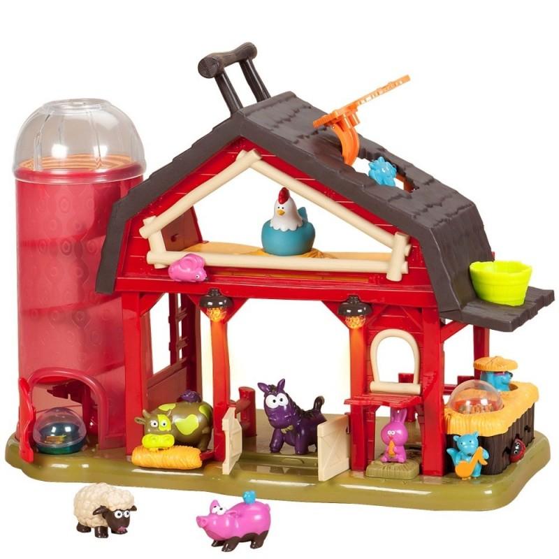B. Toys Farma interaktywna zagroda Baa-Baa-Barn +2 lat