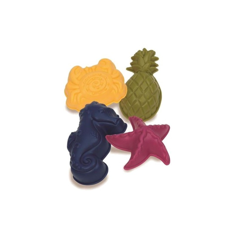 Foremki do piasku konik morski B. Sea Shellies, B.Toys