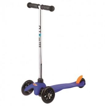 MINI Micro Sporty hulajnoga 2+ trójkołowa niebieska