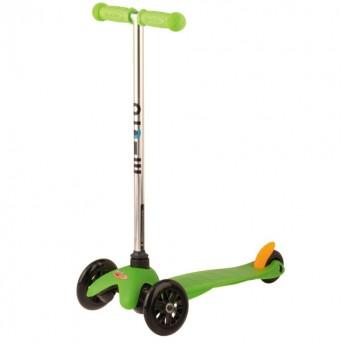 MINI Micro Sporty hulajnoga trójkołowa 2+ zielona