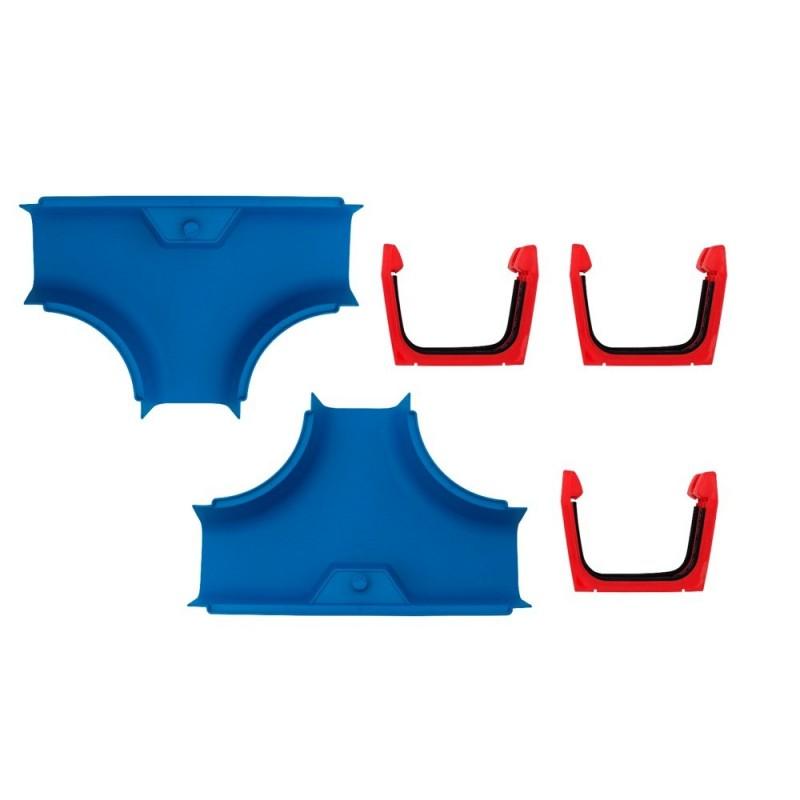 AquaPlay Kanały w kształcie T 2 sztuki