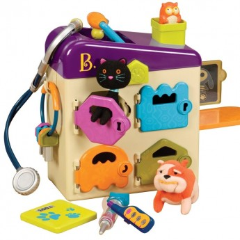 Weterynarz: Szpital dla zwierząt, B.Toys