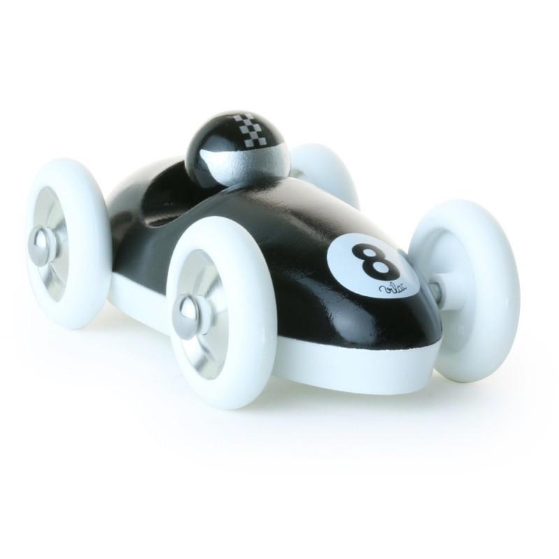Wyścigówka do zabawy Roadster czarna, Vilac